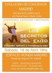 Conferencia en Madrid